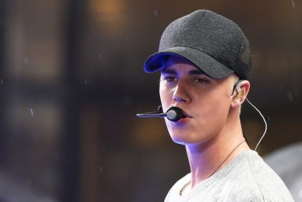 Justin Bieber 'Officially Allergic' to Gluten