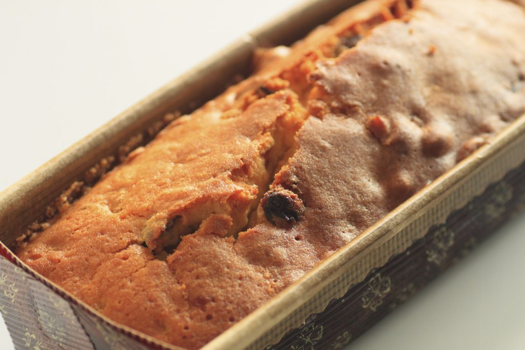 SPONSORED: Gluten-Free Orange Date Bread
