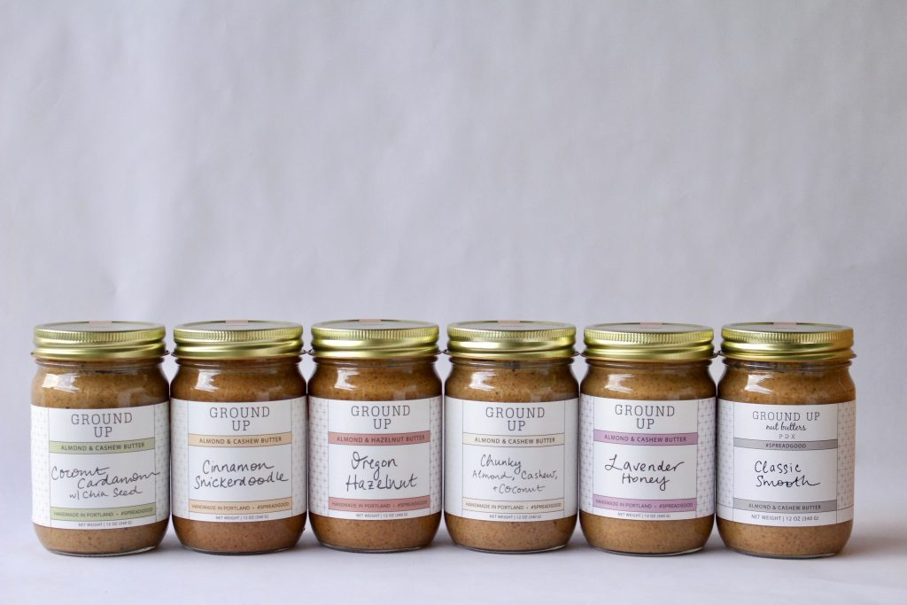Ground Up nut butters