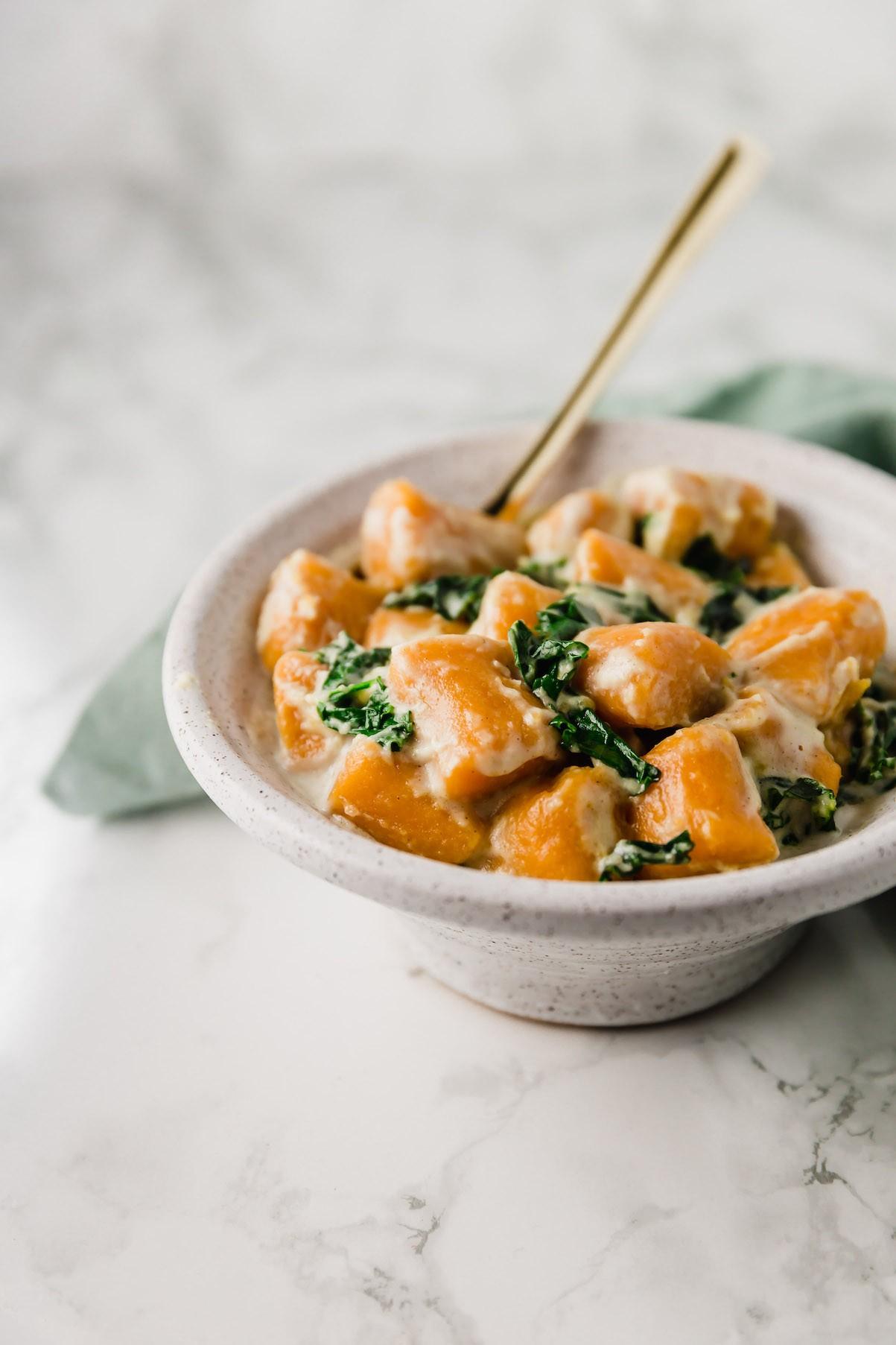 Sweet Potato Gnocchi - Gluten-Free Living