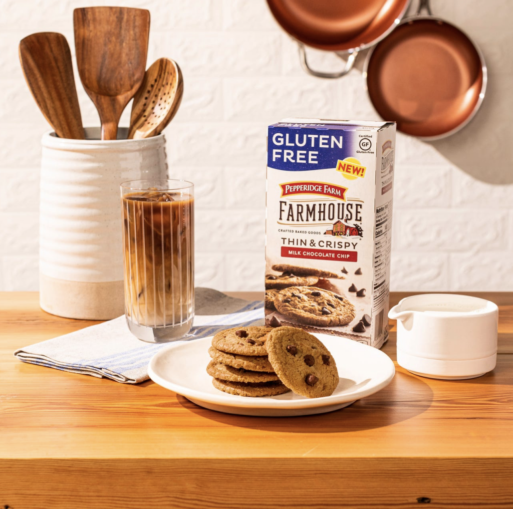 Pepperidge Farm Announces its First Ever Gluten-Free Cookie
