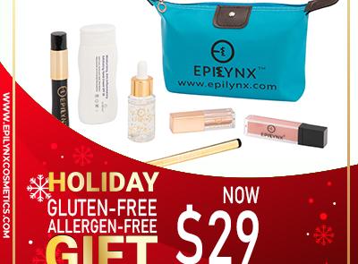 Win a December Beauty Bundle — Gluten Free, Allergen Free