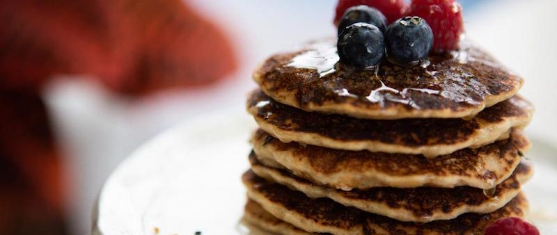 Always Easy Almond Flour Pancakes