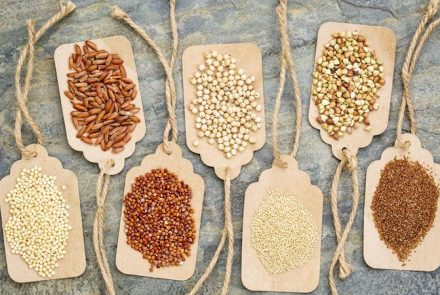 Nutrition-Packed Gluten-Free Whole Grains