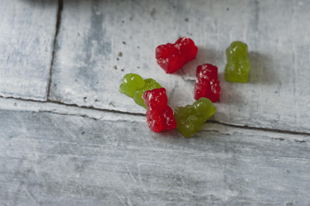 Fruit and Veggie Gummy Treats