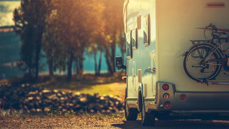Taking a Gluten-Free RV Family Vacation